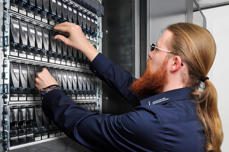 IT Analyse bei JK Computer und Netzwerktechnik – Wir machen Ihre IT.