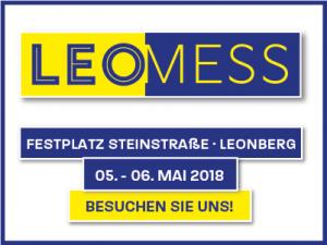 Logo LEOMESS 2018